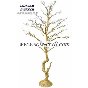 Shopping Wedding Artificial Tree con 120cm per appendere la ghirlanda di perline