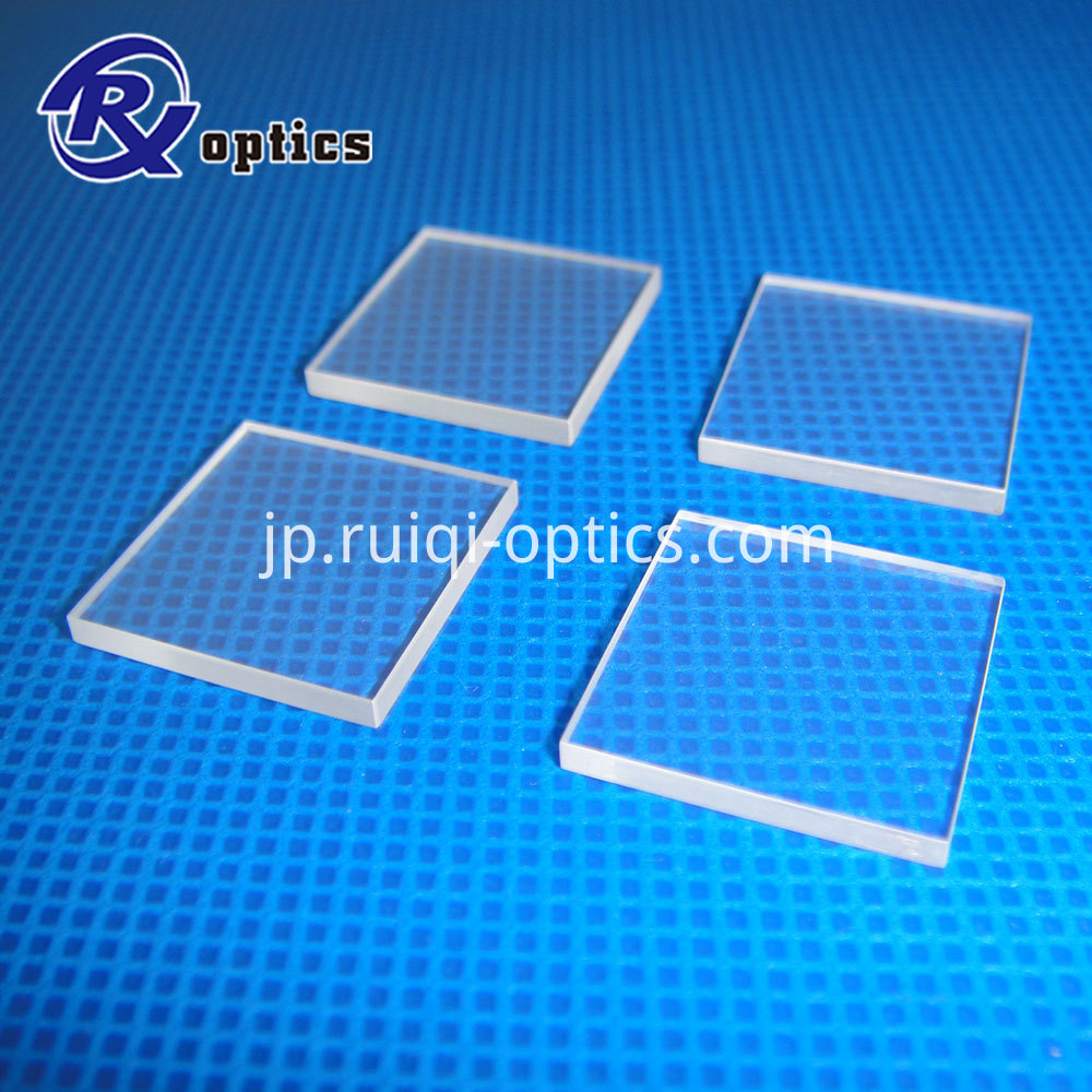 Sapphire Optical Window