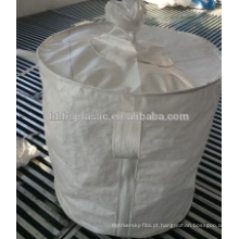 Saco de 1 tonelada, saco tecido contêiner flexível