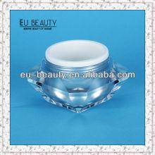 High Quality 50g Glass Cosmetic Jar