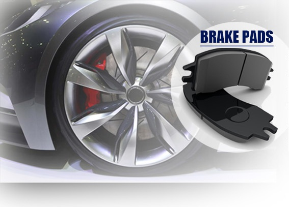 which brake pad has the clip