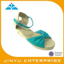 New design Fancy ladies sandals