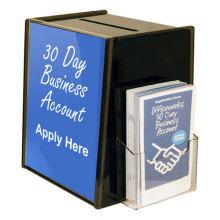 Top Selling Acrylic Brochure Display Box, Display Stand