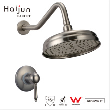 Haijun China Manufacturer Bathroom Saving Water Thermostatic Brass Faucet