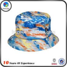 2014 custom made floral bucket hat/cap