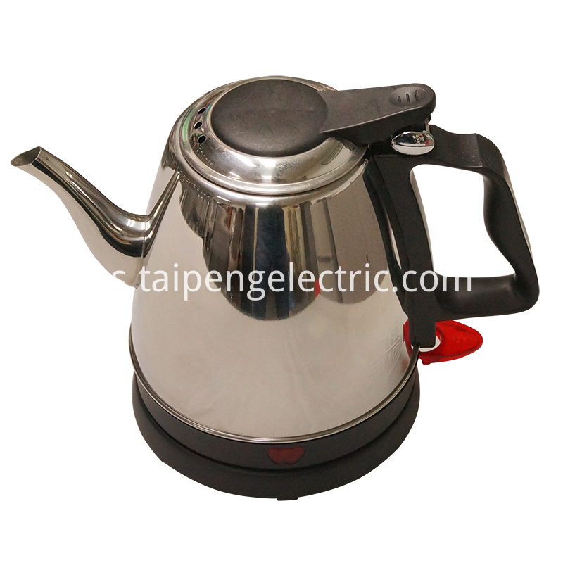 Electric steel kettles