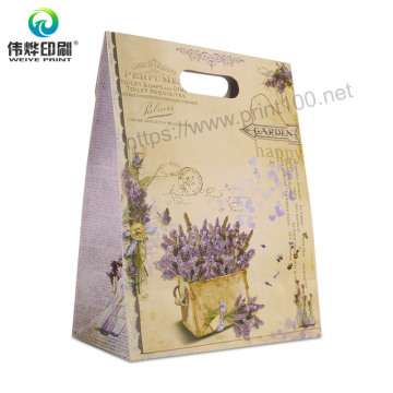 Factory Direct Eco-Friendly Kraft Shopping Gift Packaging Paper Bag