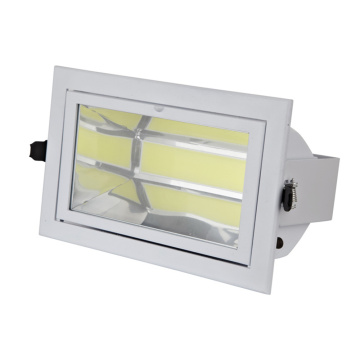 Downlight cuadrado LED de alta calidad para vallas publicitarias