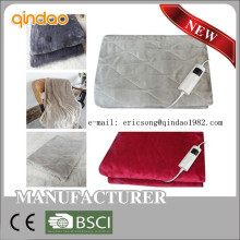 Luxus-Flanell-Elektro-Decke mit Ce-Zertifikat für den europäischen Markt