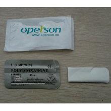 Ce genehmigte chirurgische Naht mit verschiedenen Nadeln