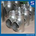 acero inoxidable Tetera lateral de 45 grados / Te de reducción de acero inoxidable