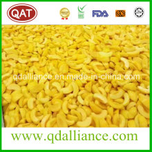 Top Quality IQF Frozen Sliced Yellow Peach