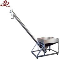 Transportador de tornillo de grano