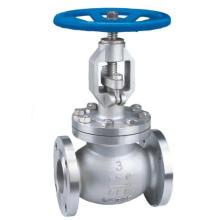 Válvula de globo manual do padrão 150lb 300lb do ANSI (J41W)