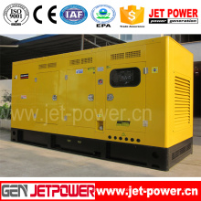 Silent Diesel Generator Set Powered by Doosan Engine