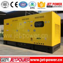 Diesel Engine Silent Frame Water-Cooled Portable Generator 125kVA