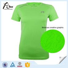 Tee-shirt Lady Sport Tee-shirt Coupe Droite