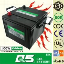 BCI-6TM 12V120AH, bateria de carro sem manutenção