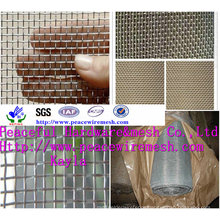 Hot-Dipped Galvanized Square Wire Mesh