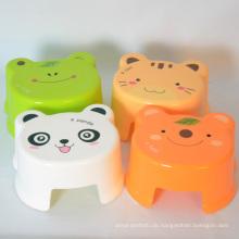 HYYX Variety Farben Home und Outdoor Garten Kleines Badezimmer Kunststoff Hocker Preis für Kinder