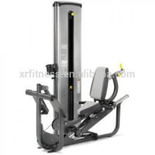 classe comercial assentado Leg Press máquina de ginásio de fitness (9A015)