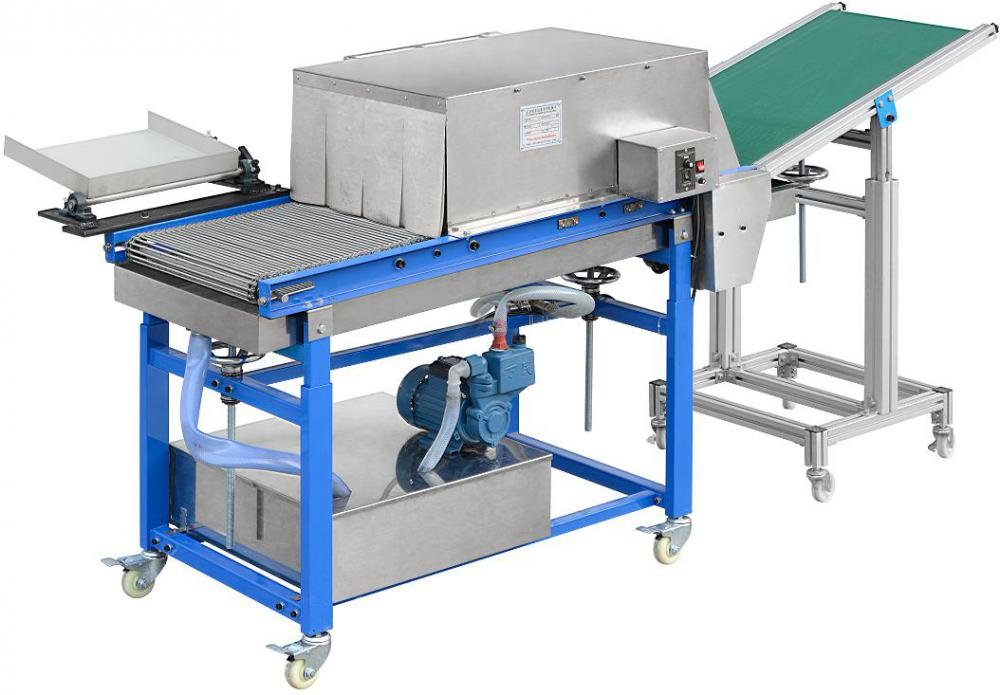 Automatic Cooling System with Conveyor