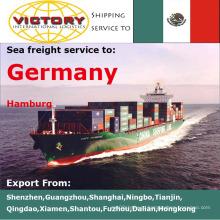 Конкурентный контейнерные перевозки из Китая в Гамбург, Германия