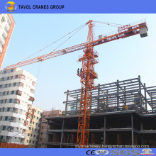 China 25t Tower Crane 70m Jib with 5.5t Tip Load Qtz160-7055 Tower Crane