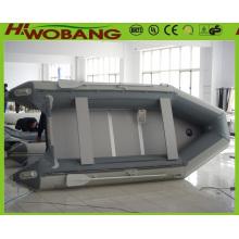 Canot pneumatique 6 personne avec plancher en option