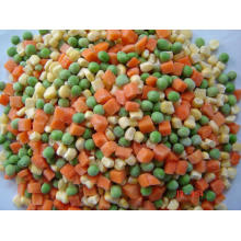 China IQF Mexican Mixed Vegetables