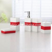 керамический Набор для ванной комнаты с силиконом