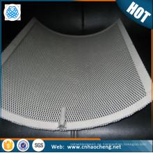 0.3 * 0.5 mm 0.8 * 1.6 mm 3 * 5 mm de malla de metal expandido de titanio puro