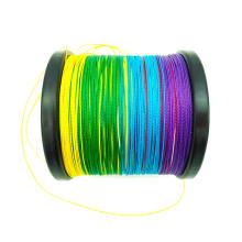 BRLN007 high strength fishing braid line 100lb