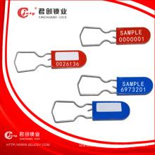 Selo de cadeado numerado para carrinhos de licor de aeronaves