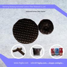 Анти-микробных холодной катализатора углеродного волокна фильтра