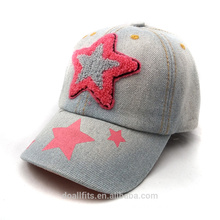Good quality with leather strapback kid caps made in china