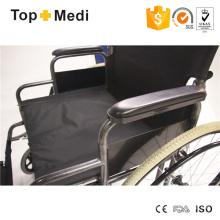 Topmedi Bariatric Stahlrollstühle mit abnehmbarer Armlehne