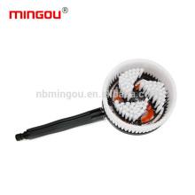 PVC carcleaning rotary soft bristle car wash brush