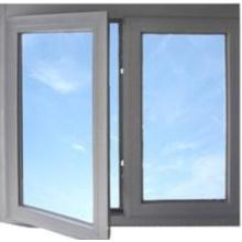 Fenêtre à guillotine latérale en aluminium / facile à utiliser