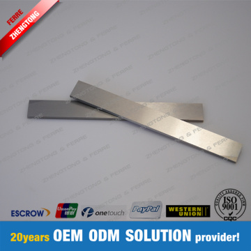 Tungsten Carbide Fixed Knife for Drum Suction
