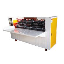 Carton box thin blade slitter scorer slotter the paperboard manufacture