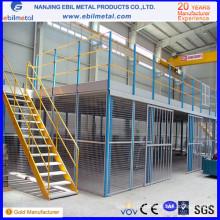 Горячая продажа для стальной платформы Q235 для складской техники