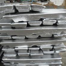Первичное качество 99,7% Производитель алюминиевого слитка, Вторичный алюминиевый слиток