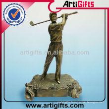 Custom antique china miniature figurine