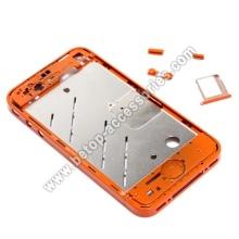 iPhone4 Orange Frame