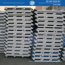 Sound Insulation EPS Sandwich Roof Panels