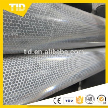 metalized prismatic reflective film