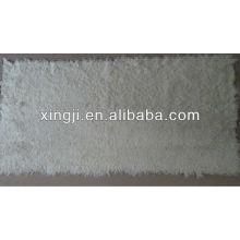 kalgan agneau plaque petite boucle naturelle couleur blanche