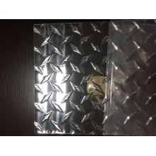 3003 Aluminum Sheet Diamond Pattern for Truck
