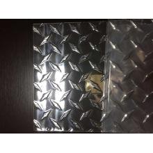 3003 Padrão de folha de alumínio para caminhão